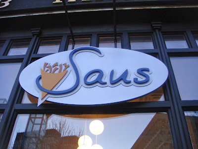Saus, Boston, Mass.