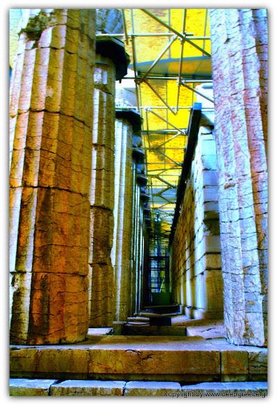 the temple of apollo deepgreece mystic arcadia tour