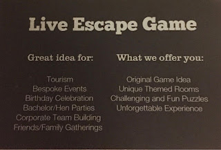 London Escape Rooms
