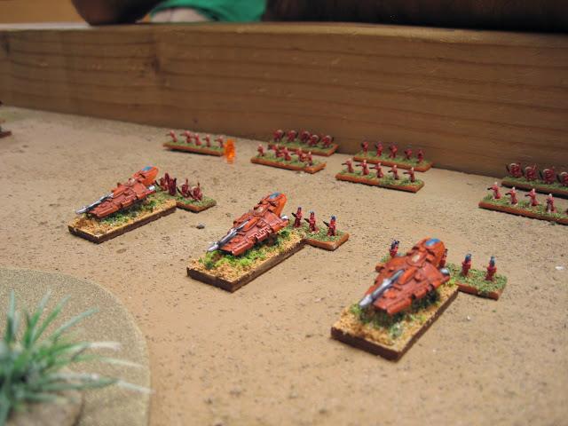 Kalpesh's Infantry
