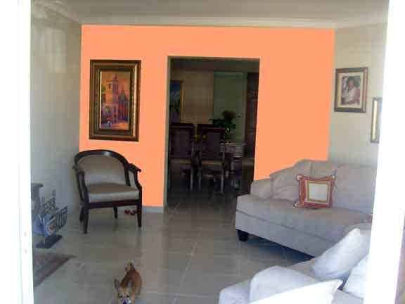 Colores para sala y comedor preg ntale a la interiorista for Colores de pintura para sala comedor