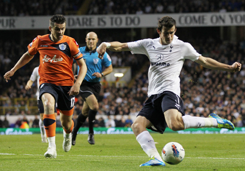 Gareth Bale, Tottenham - QPR