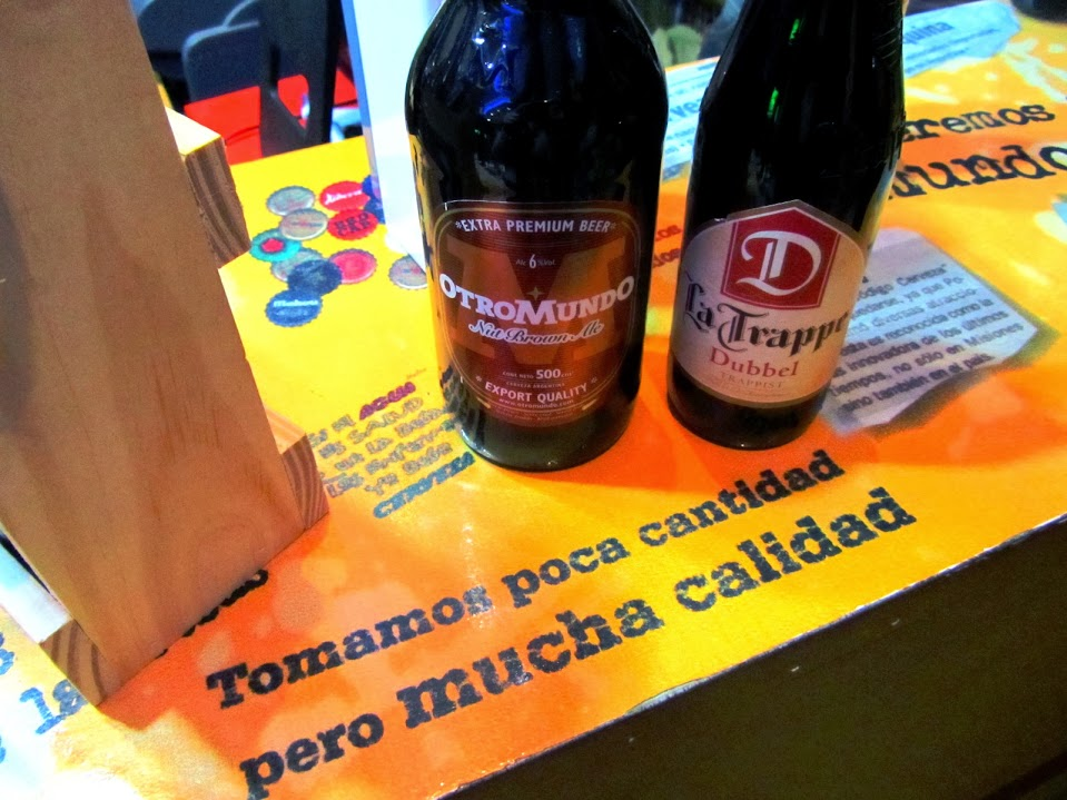 cerveja puerto iguazu