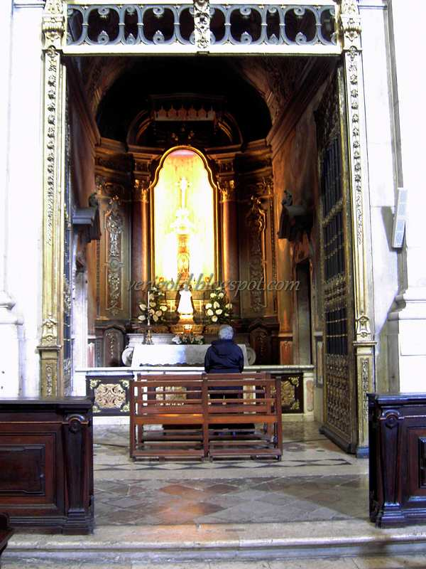 Igreja de Nossa Senhora da Graça в Лиссабоне