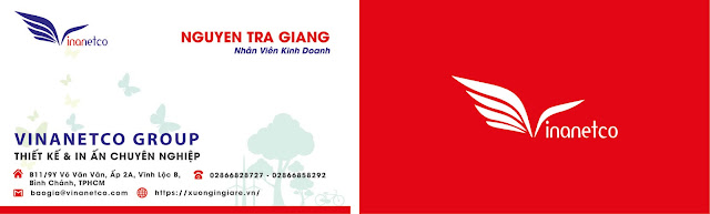 Sample Name Card - Code : namecard011