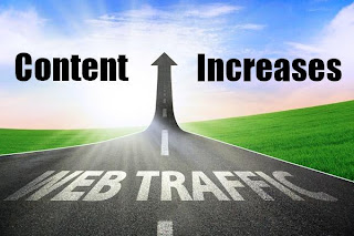Content That Increase Website Traffic