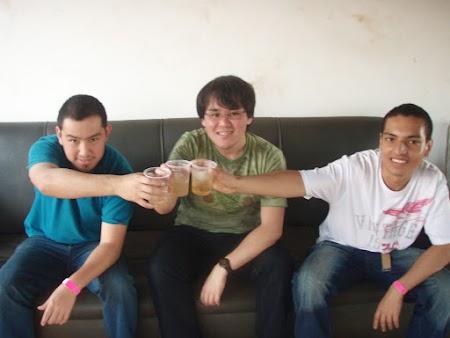 Tommy, eu & Henrique