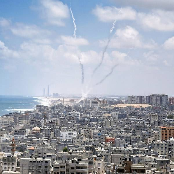The attack came shortly after Israel on Tuesday morning accepted the Egyptian truce proposal, which Gaza's Hamas rulers swiftly rejected.