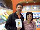 Sergio Prado e Fernanda Takai
