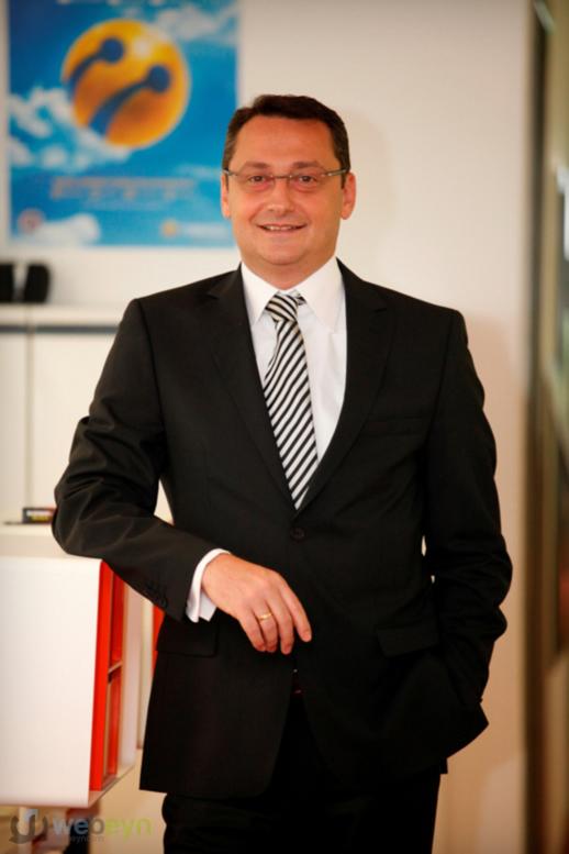 Turkcell Genel Müdür Yardımcısı Cenk Bayrakdar