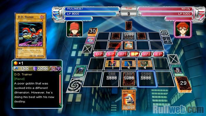 Thử nghiệm Yugi Oh 5DS phiên bản PS 3 - Ảnh 11