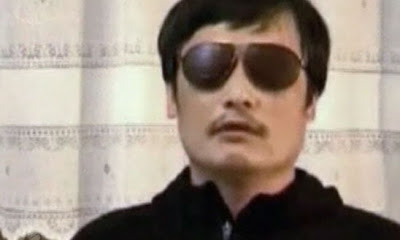 Blind Chinese dissident video now in English