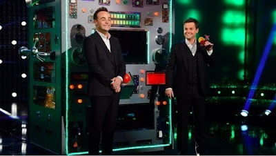 Ant and Dec Saturday Night Takeaway Supercomputer in Bromley