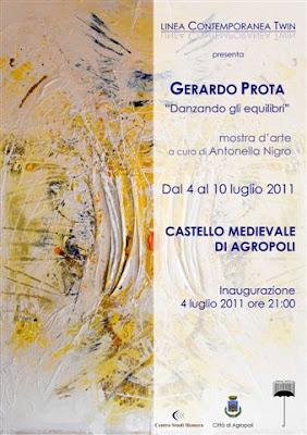 Castello Aragone Agropoli - Linea Contemporanea