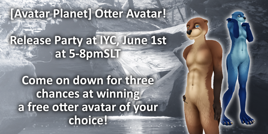 AP Otters! Come Play With 'Em!