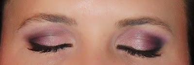 maquillaje completo de ojos