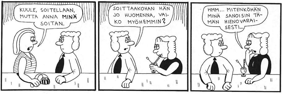 onko nainen kiinnostunut Tornio
