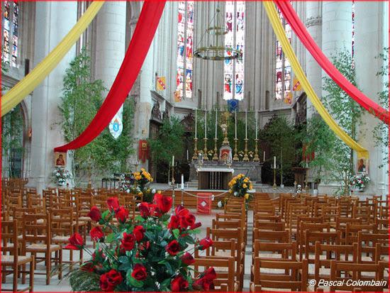 Basilique de st nicolas de port - Basilique de saint nicolas de port ...