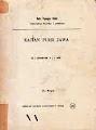 Buku Pegangan Kuliah Fak. Sastra Daerah Kajian Puisi Jawa (S1/Semester 5/2 SKS)