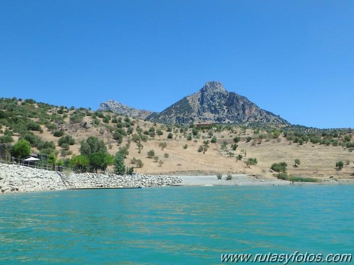 Kayak embalse Zahara - El Gastor