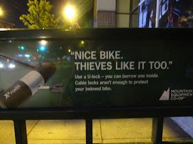 Cómo ayudar a evitar los robos de bicis
