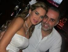 ميسم نحاس تحتفل بزفافها للمرة الثانية