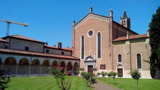 Saint Bernardino, Stradone Antonio Provolo, 28, 37123 Verona VR, Italy