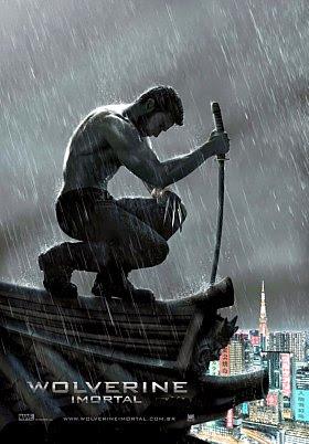 Filme Poster Wolverine - Imortal TS XviD Dual Audio & RMVB Dublado