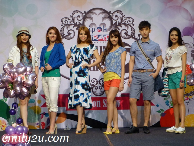 Hush Puppies Apparel Fashion Show