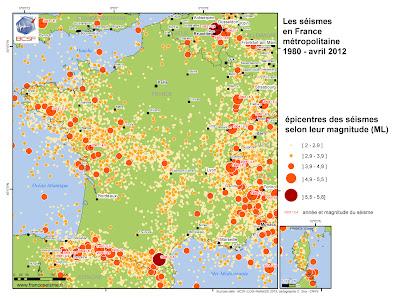 7-Sismicité : risque sismique - TPE séisme