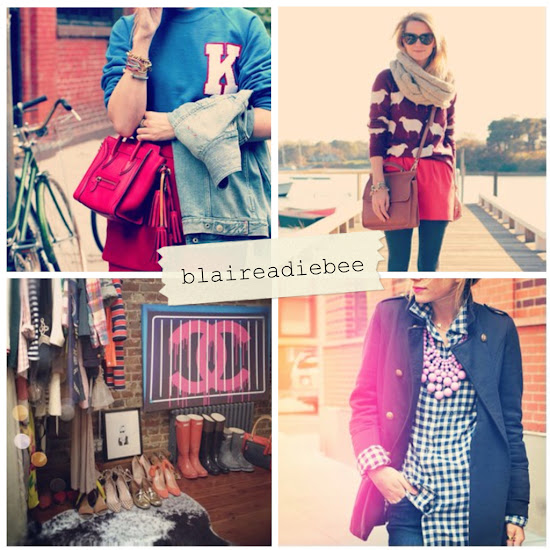 Atlantic Pacific fashion Blogger Instagram blaireadiebee