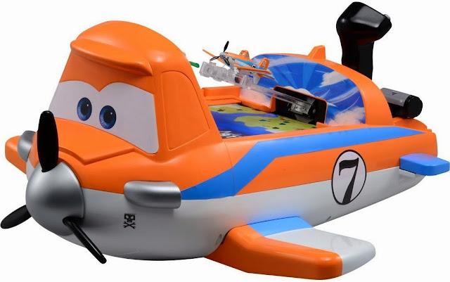 đồ chơi Dusty mô phỏng bay hoành tráng và đẹp mắt