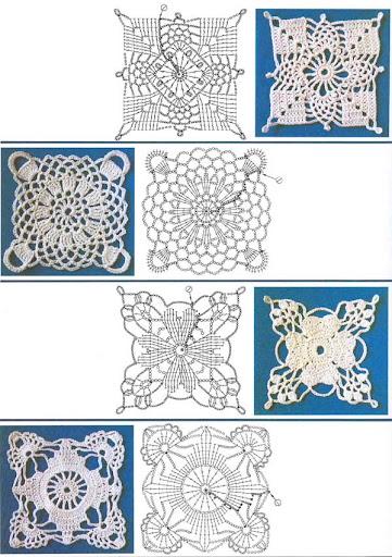mas cuadros en crochet 0085
