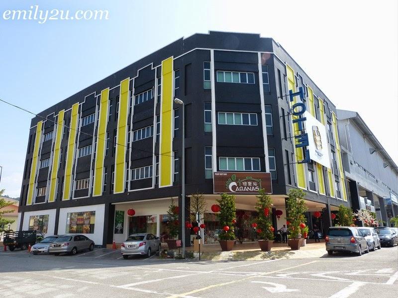 Golden Roof Hotel, Ipoh