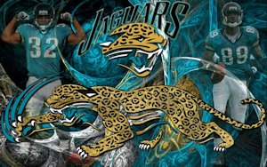 Jacksonville Jaguars Wicked Wallpaper
