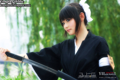bleach cosplay - hinamori momo 5