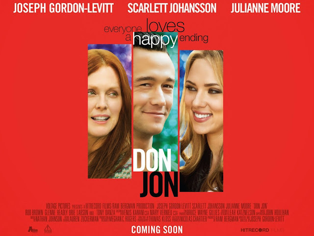 Don Jon Wallpaper
