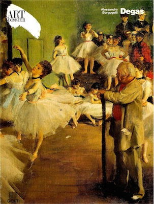 Degas - Art dossier Giunti (1993) Ita