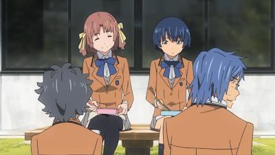 Ano Natsu de Matteru Episode 12 Screenshot 7
