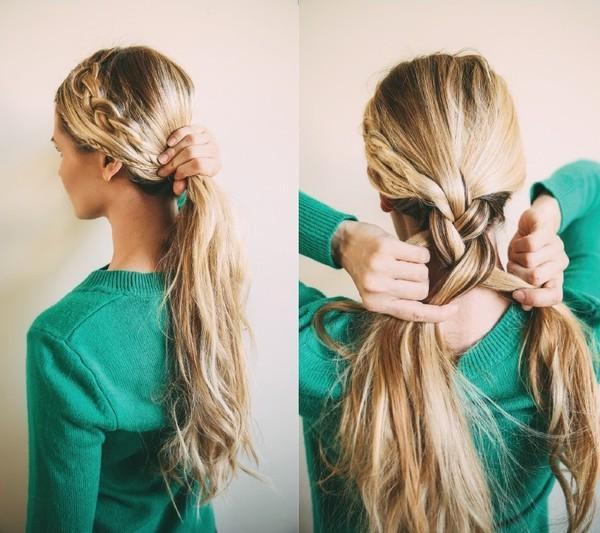 Làm sao để hết nhàm chán những kiểu tóc tết thông thường?