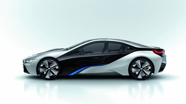 BMW i8 konceptas