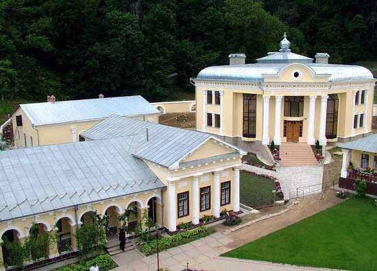 Hincu Monastery, Moldova