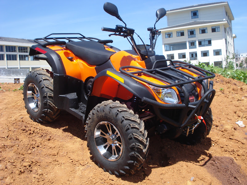 500cc Rubicon 4WD Farm Quad Bike ATV