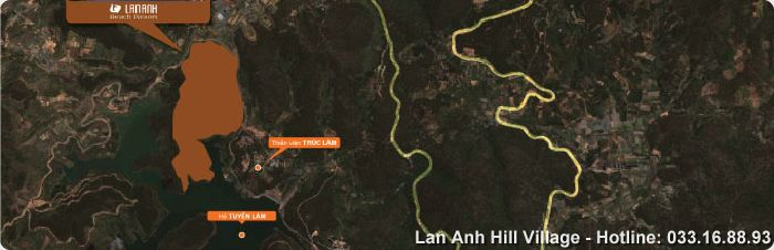 Lan Anh Hill Village – Dự án Biệt thự Lan Anh Hill Village, Đà Lạt