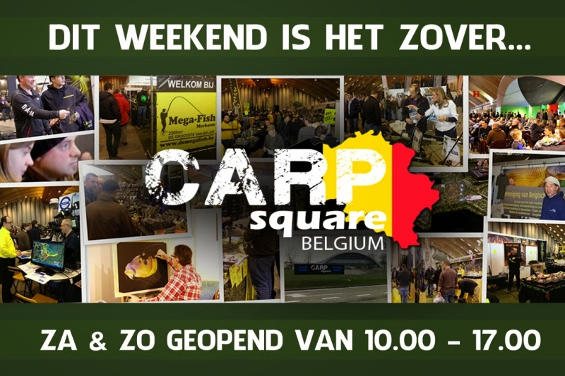 Carpsquare Belgium in Mechelen