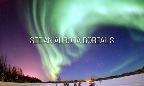 See an Aurora Borealis