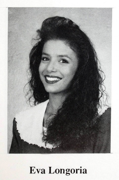 Eva Longoria Yearbook