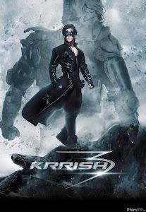 Siêu Nhân Krrish 3 - Krrish 3 poster