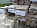 Massivholzdielen aus Eiche