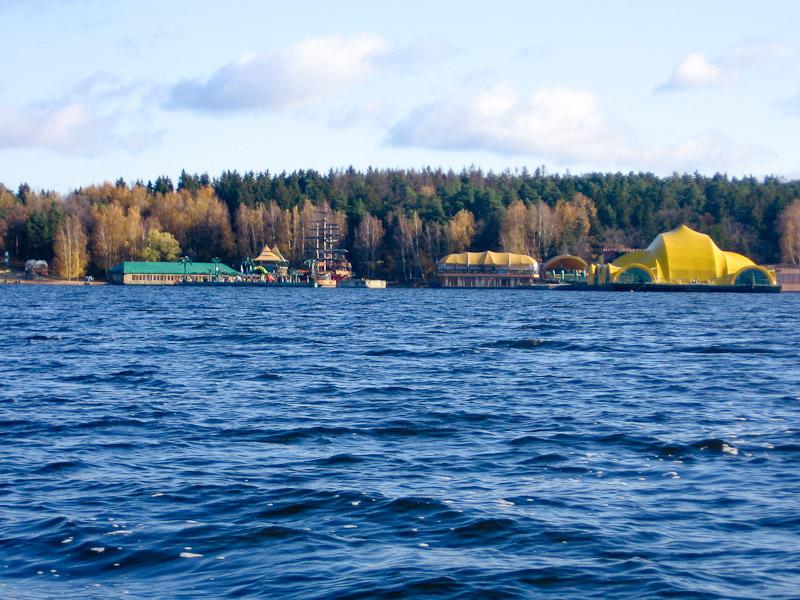 Рыбалка на Пироговском водохранилище. 22.10.11: ru_fishing